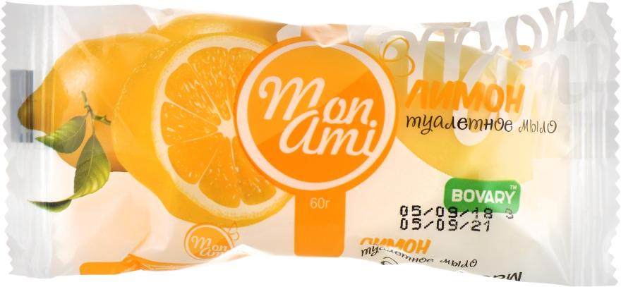 """Мыло """"Лимон"""" - Мыловаренные традиции Bovary Mon Ami"""