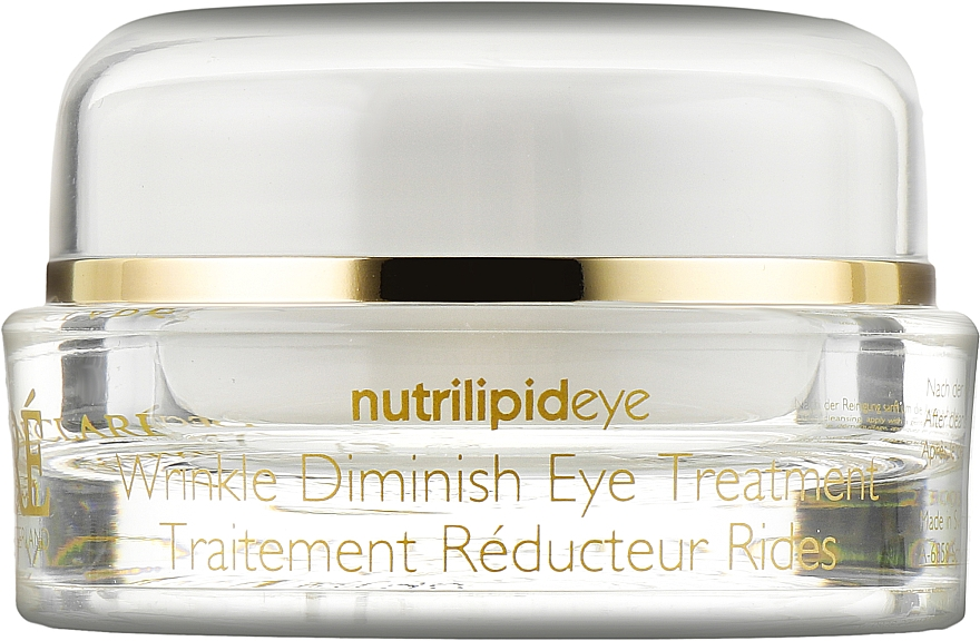 Крем против мимических морщин вокруг глаз - Declare Nutrilipid Wrinkle Diminish Eye Treatment