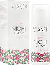Духи, Парфюмерия, косметика Смягчающий ночной крем для лица - Vianek