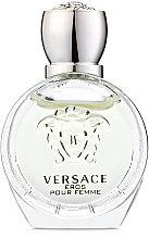 Versace Eros Pour Femme - Туалетная вода (мини) — фото N2