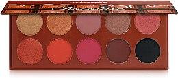 Духи, Парфюмерия, косметика Профессиональная палитра теней 10 цветов, CH10 - Make Up Me Chocolate