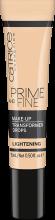 Духи, Парфюмерия, косметика Корректор цвета тональной основы - Catrice Prime And Fine Make Up Transformer Drops