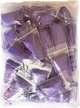 Духи, Парфюмерия, косметика Трусики-стринги женские из спанбонда для спа-процедур, фиолетовые - Doily