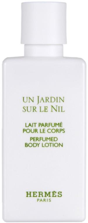 Hermes Un Jardin sur le Nil - Набір (edt 50 + b/l 40) — фото N3