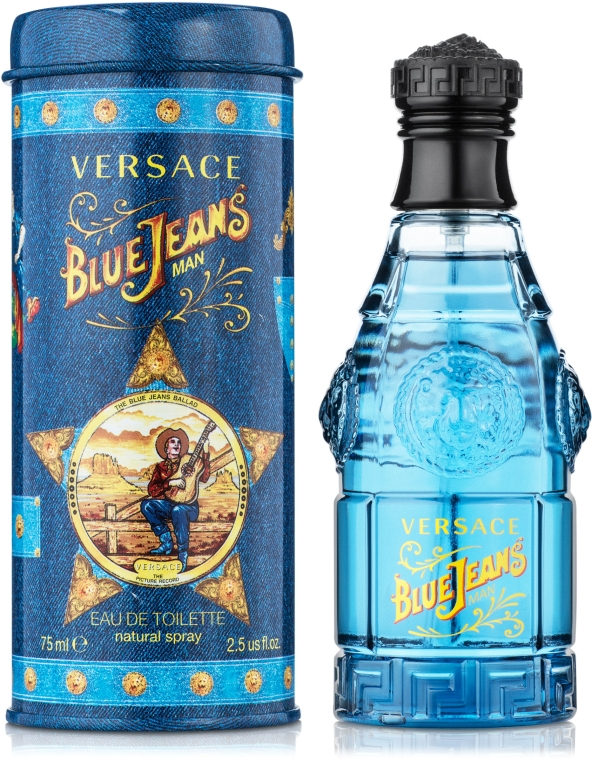 Versace Blue Jeans - Туалетная вода