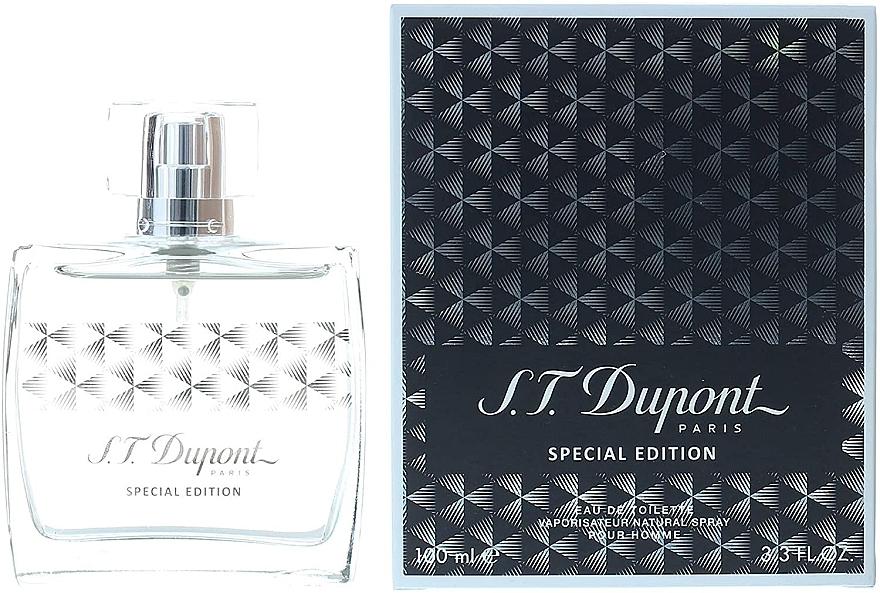 Dupont Pour Homme Special Edition - Туалетная вода