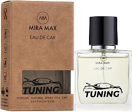Духи, Парфюмерия, косметика Ароматизатор для авто - Mira Max Eau De Car Tuning Perfume Natural Spray For Car Vaporisateur