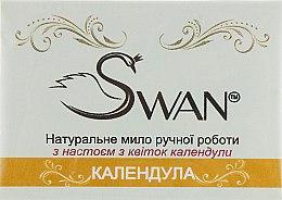"""Духи, Парфюмерия, косметика Натуральное мыло ручной работы """"Календула"""" - Swan"""
