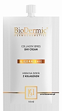 Духи, Парфюмерия, косметика Крем для лица дневной - BioDermic Collagen Day Cream (мини)