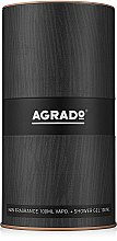 Парфумерія, косметика Agrado Crazy Dandy - Набір (edt/100ml + sh/gel/100ml)