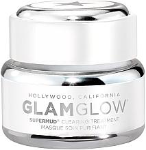 Парфумерія, косметика Очищувальна маска на основі глини для обличчя - Glamglow Supermud Clearing Treatment