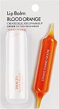 Духи, Парфюмерия, косметика Бальзам для губ с экстрактом красного апельсина - Images Blood Orange Lip Balm