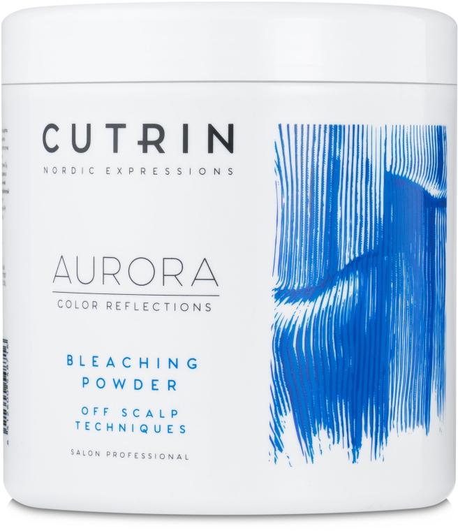 Осветляющий порошок без запаха - Cutrin Aurora Bleach Powder