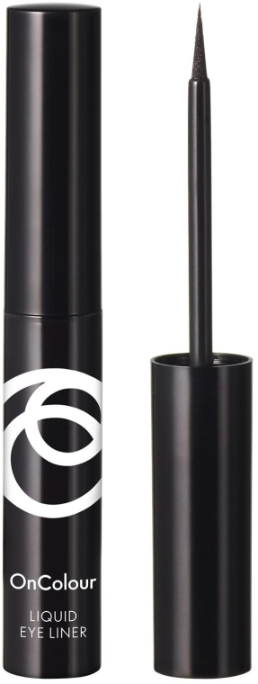Жидкая подводка для глаз - Oriflame OnColour Liquid Eye Liner