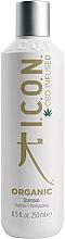 Духи, Парфюмерия, косметика Органический шампунь для волос - I.C.O.N. Organic Shampoo