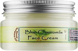 "Духи, Парфюмерия, косметика Крем для лица ""Голубая Ромашка"" - Lemongrass House Blue Chamomile Face Cream"