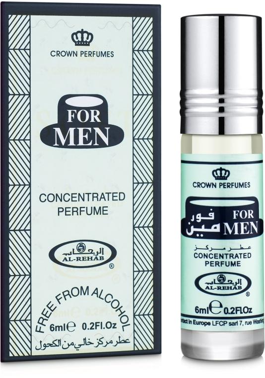 Al Rehab For Men - Масляные духи (мини)