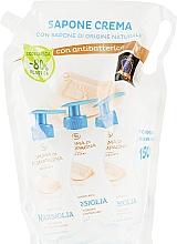 Духи, Парфюмерия, косметика Антибактериальное жидкое мыло для рук и лица - Spuma di Sciampagna Antibacterial Liquid Hand Soap Marseille