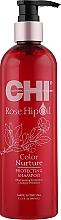 Духи, Парфюмерия, косметика Защитный шампунь для окрашенных волос - CHI Rose Hip Oil Color Nurture Protecting Shampoo