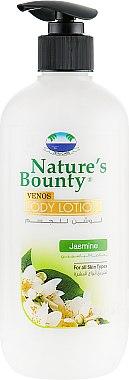 Увлажняющий лосьон для тела с экстрактом жасмина - Nature's Bounty Venos Body Lotion