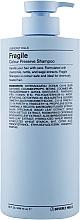 Духи, Парфюмерия, косметика Шампунь для окрашенных и поврежденных волос - J Beverly Hills Blue Colour Fragile Colour Preserve Shampoo