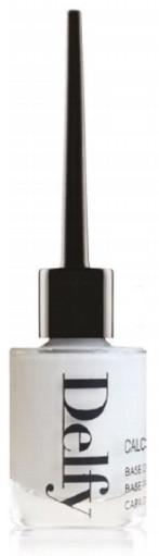 Эмаль для ногтей с кальцием - Delfy Nail Care