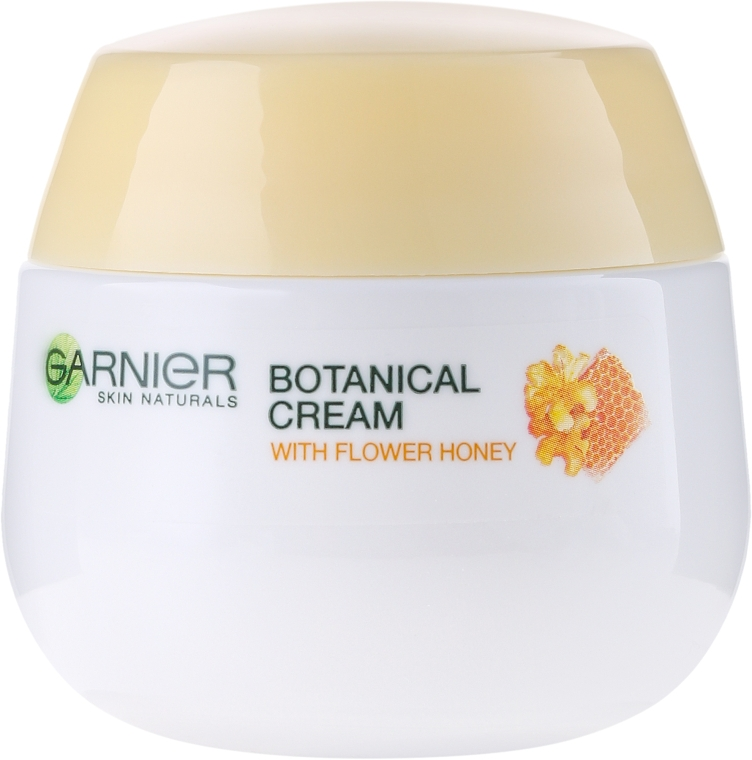 Крем для лица - Garnier Skin Naturals Botanical Flower Honey — фото N2