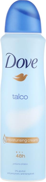 Дезодорант-антиперспирант - Dove Talco Deodorant Spray