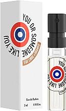 Духи, Парфюмерия, косметика Etat Libre d'Orange You Or Someone Like You - Парфюмированная вода (пробник)