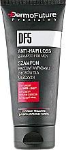Духи, Парфюмерия, косметика Шампунь для мужчин против выпадения волос - Dermo Future DF5 Anti-Hair Loss Shampoo For Men