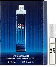 Духи, Парфюмерия, косметика Gianfranco Ferre GF Ferre Bluemusk - Туалетная вода (пробник)