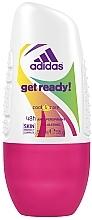 Духи, Парфюмерия, косметика Adidas Get Ready! For Her - Роликовый дезодорант