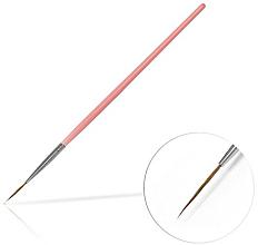 Духи, Парфюмерия, косметика Кисточка для украшений, 15 мм Pink - Silcare Brush 03