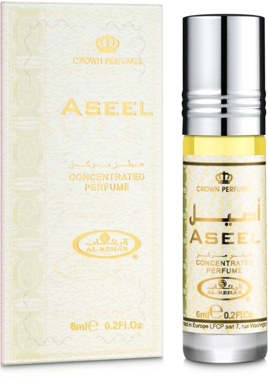 Al Rehab Aseel - Масляные духи (мини)