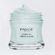 Духи, Парфюмерия, косметика Увлажняющий крем для лица - Payot Hydra 24+ Creme Glacee (пробник)