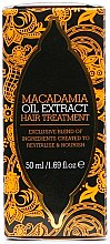 Духи, Парфюмерия, косметика Масло для волос - Xpel Marketing Ltd Macadamia Oil Extract Hair Treatment