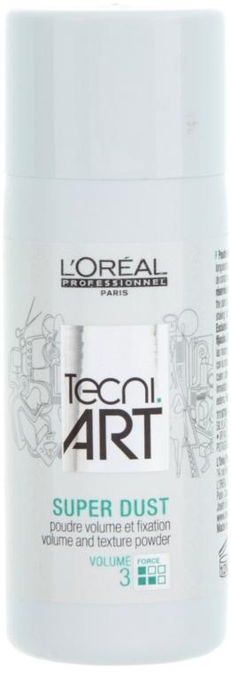 Пудра для придания объема волосам - L'Oreal Professionnel Tecni.art Super Dust