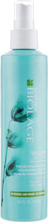 Несмываемый спрей для объема волос - Biolage Volumebloom Spray de Volumen Full-Lift