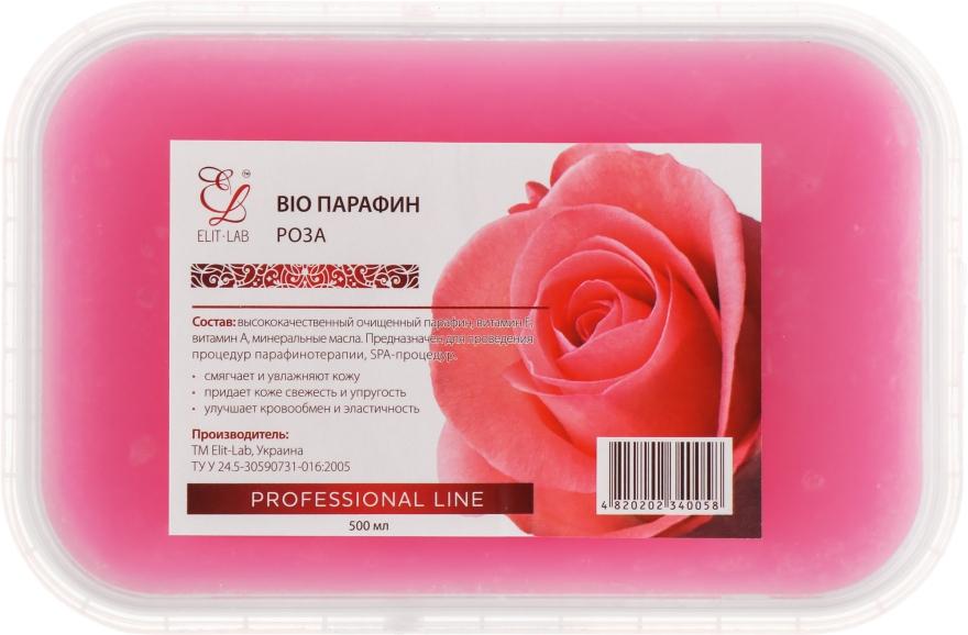 "Био парафин косметический ""Роза"" - Elit-Lab"
