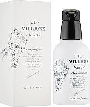 Духи, Парфюмерия, косметика Увлажняющая сыворотка для лица - Village 11 Factory Moisture Serum