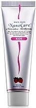 Духи, Парфюмерия, косметика Зубная паста для детей - VitalCare White Pearl NanoCare Kids Strawberry Toothpaste