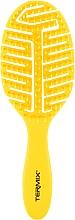 Духи, Парфюмерия, косметика Массажная щетка для волос, желтая - Termix Colors