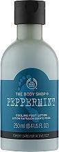 Духи, Парфюмерия, косметика Молочко для ног - The Body Shop Peppermint Cooling Foot Lotion