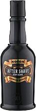 Парфумерія, косметика Крем після гоління - Novon Whiskey Cream Cologne Black