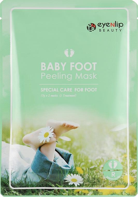 Пилинг-носочки для ног, стандартный размер - Eyenlip Baby Foot Peeling Mask Regular
