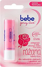Духи, Парфюмерия, косметика Бальзам для губ розовый - Johnson's® Bebe Young Care Rose Lip Balm