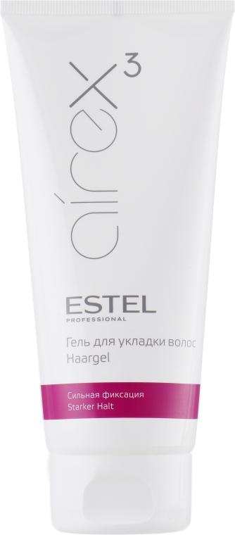Гель для укладки волос сильной фиксации - Estel Professional Airex