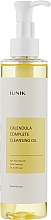 Парфумерія, косметика Заспокійлива очищувальна гідрофільна олія з календулою - IUNIK Calendula Complete Cleansing Oil