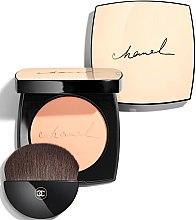 Духи, Парфюмерия, косметика Пудра для лица с эффектом естественного сияния - Chanel Les Beiges Healthy Glow Sheer Powder