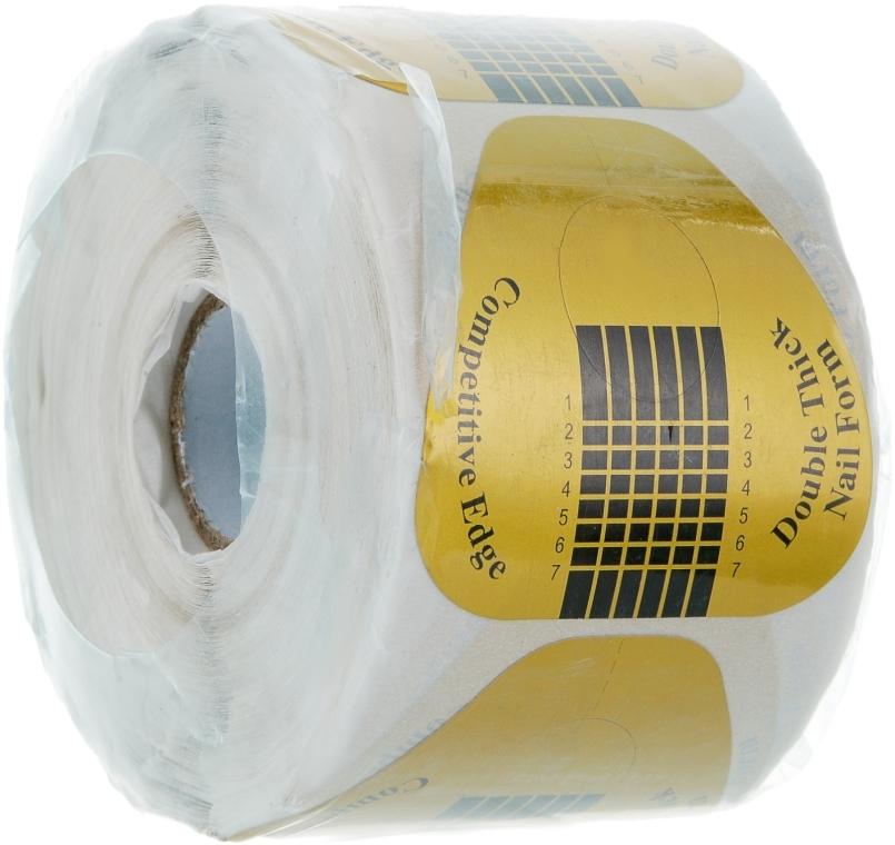 Бумажные одноразовые формы для ногтей - Avenir Cosmetics